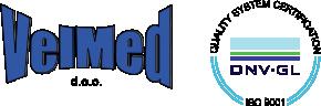 velmed logo